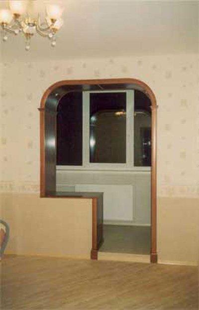 Дверные проёмы дизайн