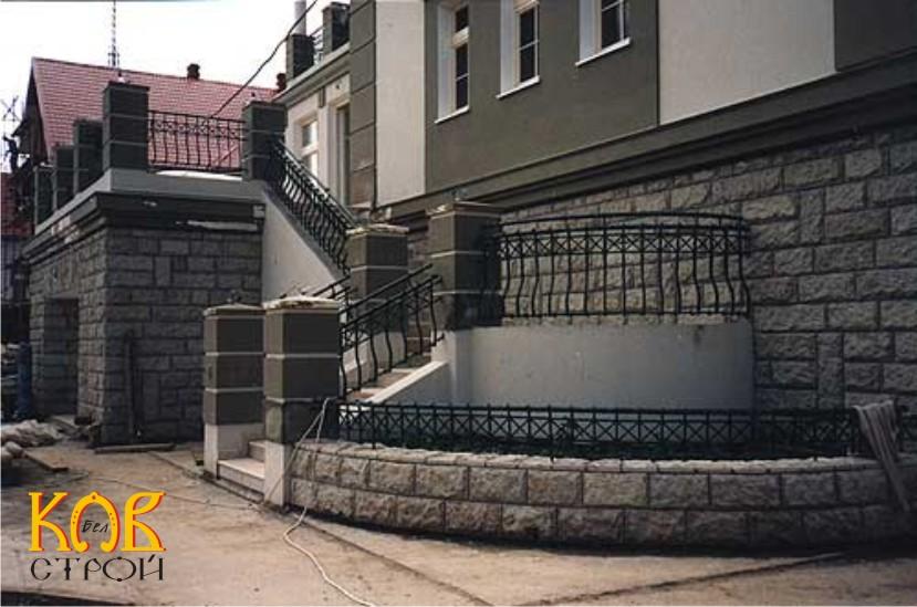 Балконы - металлковстрой.