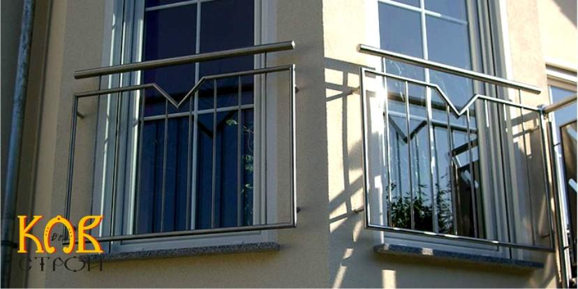 Перила для балконов цена.